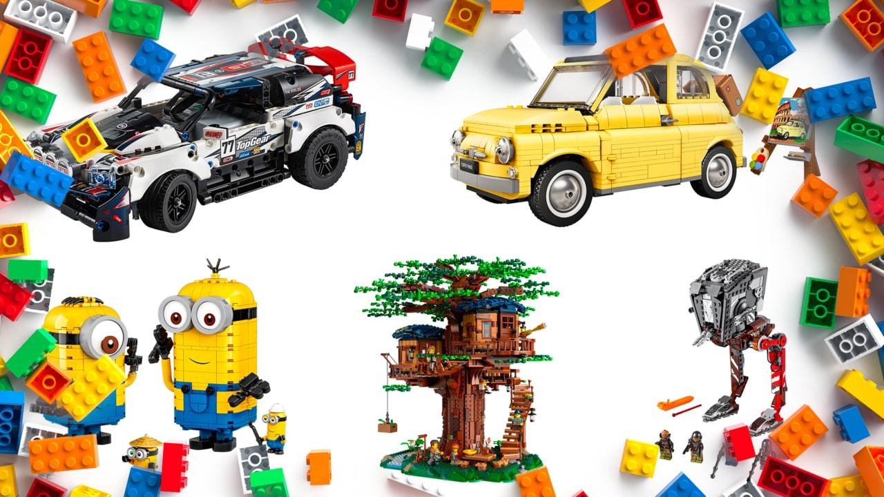 LEGO - 26 set da recuperare (e che sono ancora in vendita)