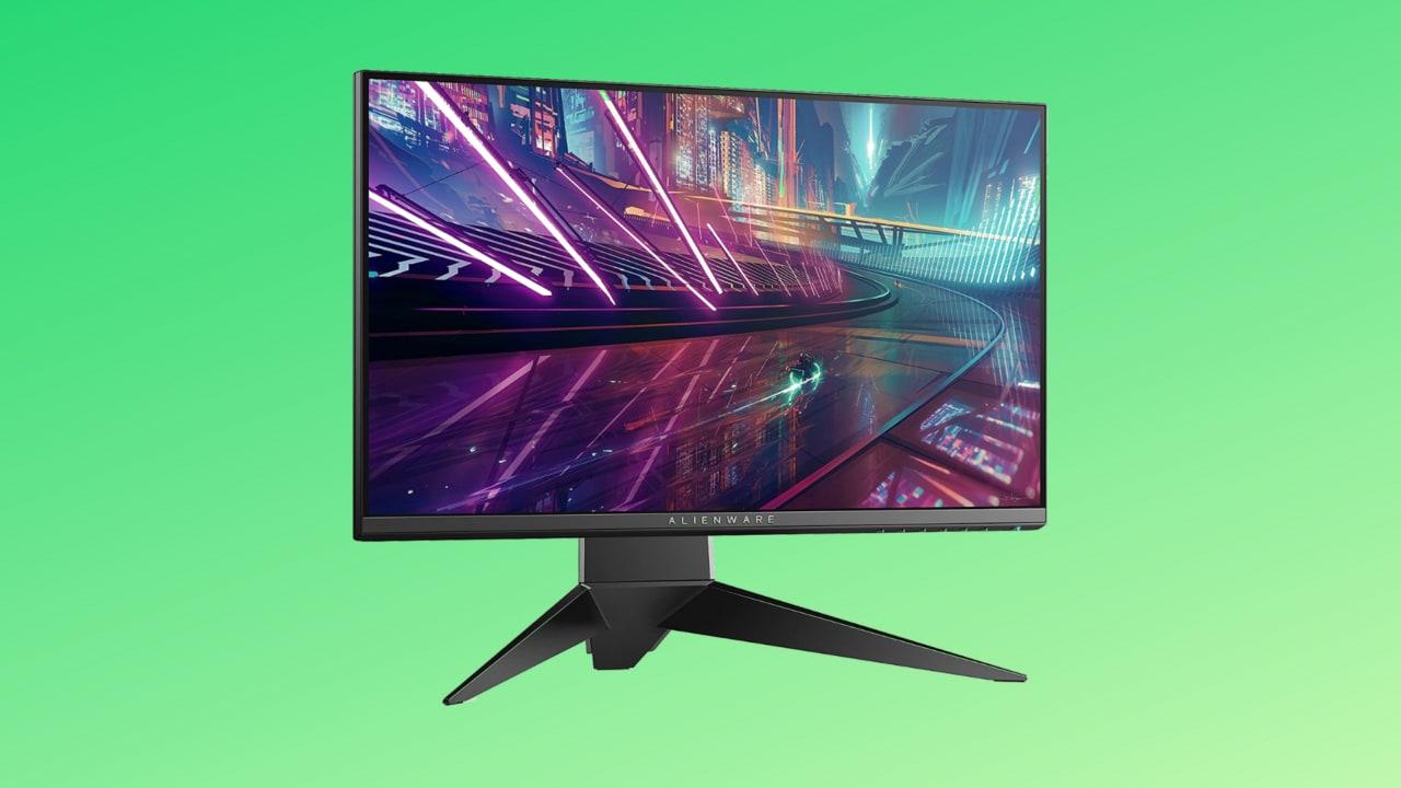 G-Sync e 240 Hz: il monitor Alienware per giocare bene è al miglior prezzo