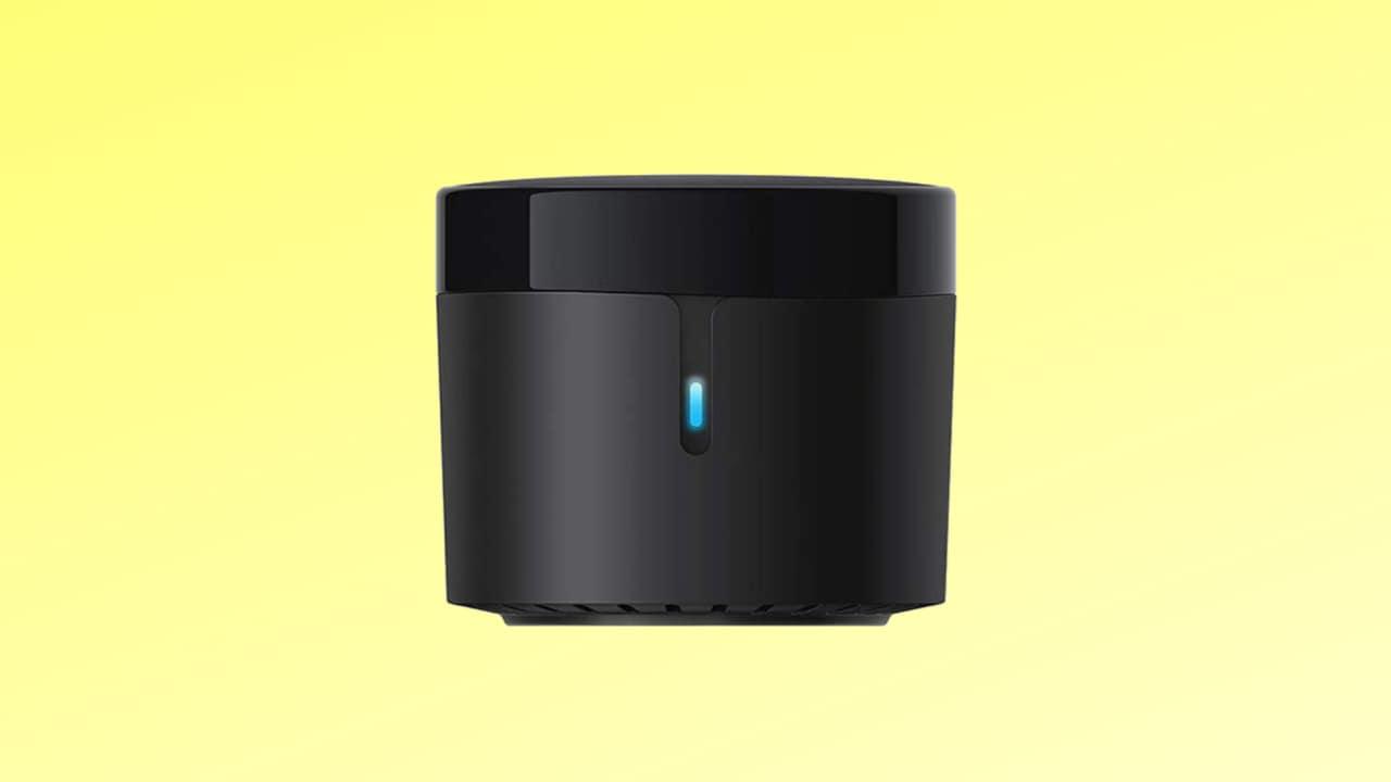Sconto lampo per Broadlink RM4 Mini, l'accessorio indispensabile per chi ama la domotica