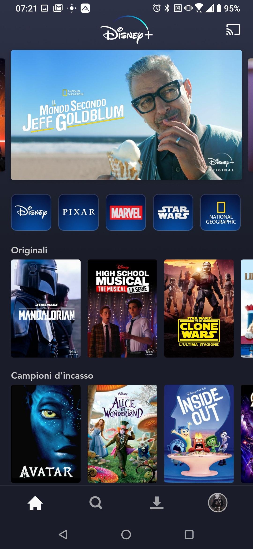 Disney+ Android (1)