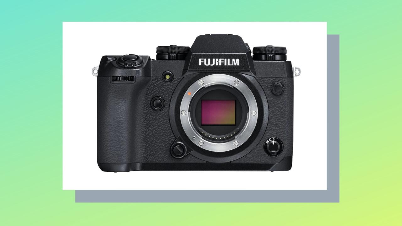 Fujifilm X-H1: una potente fotocamera digitale ad un prezzo mai visto prima