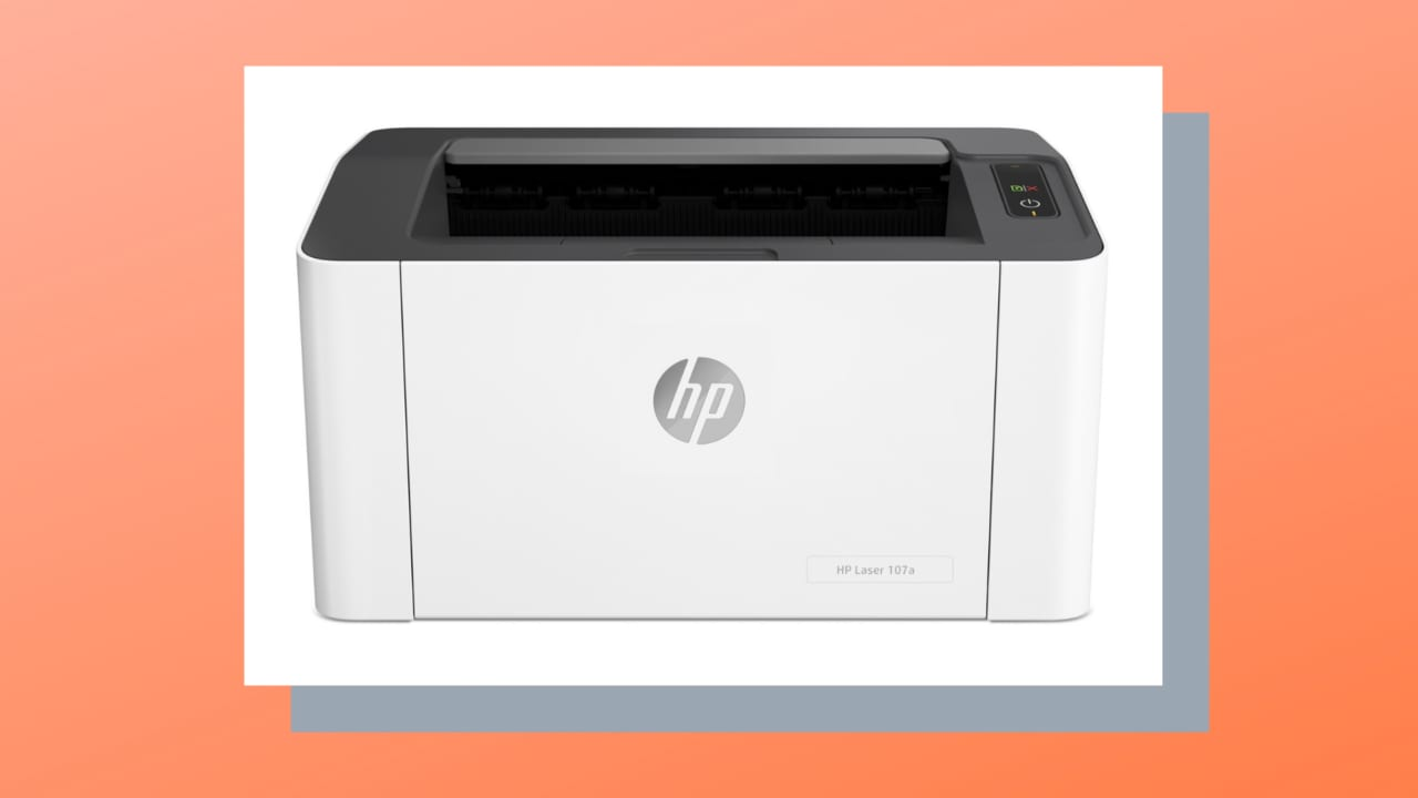 Che prezzo per HP Laser 107a! Stampante monocromatica al minimo storico
