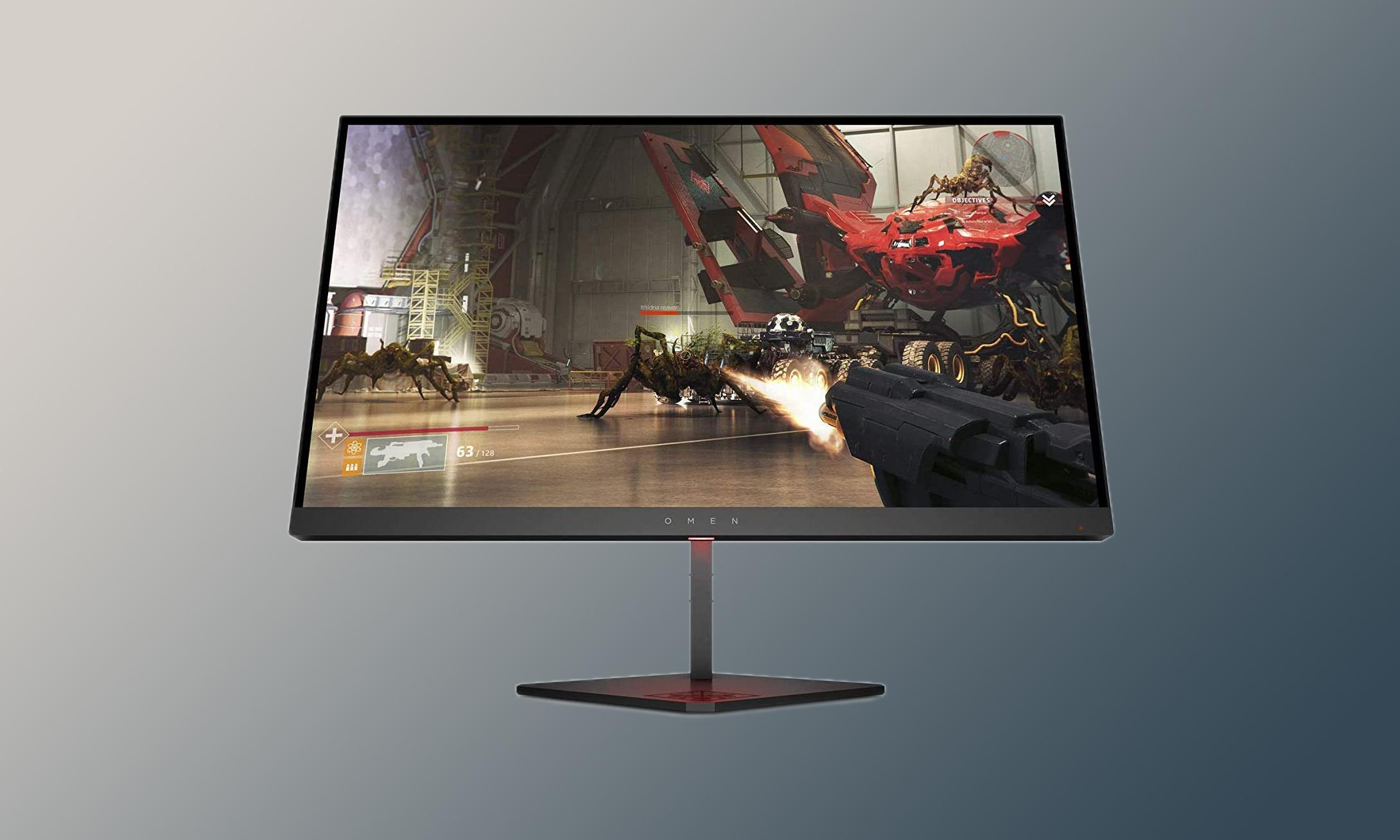 Super prezzo per il monitor gaming HP Omen X a 240 Hz: oggi a 229€! - image  on https://www.zxbyte.com
