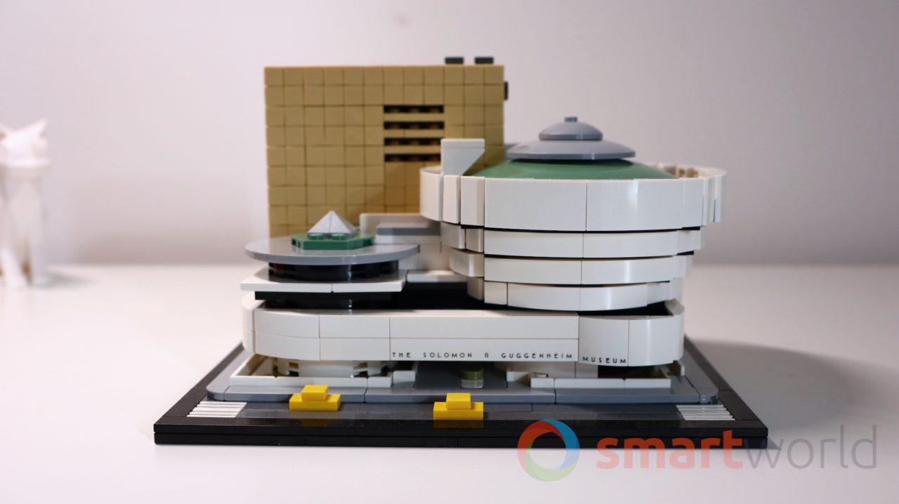 LEGO Museo Solomon R Guggenheim 21035, la foto-recensione