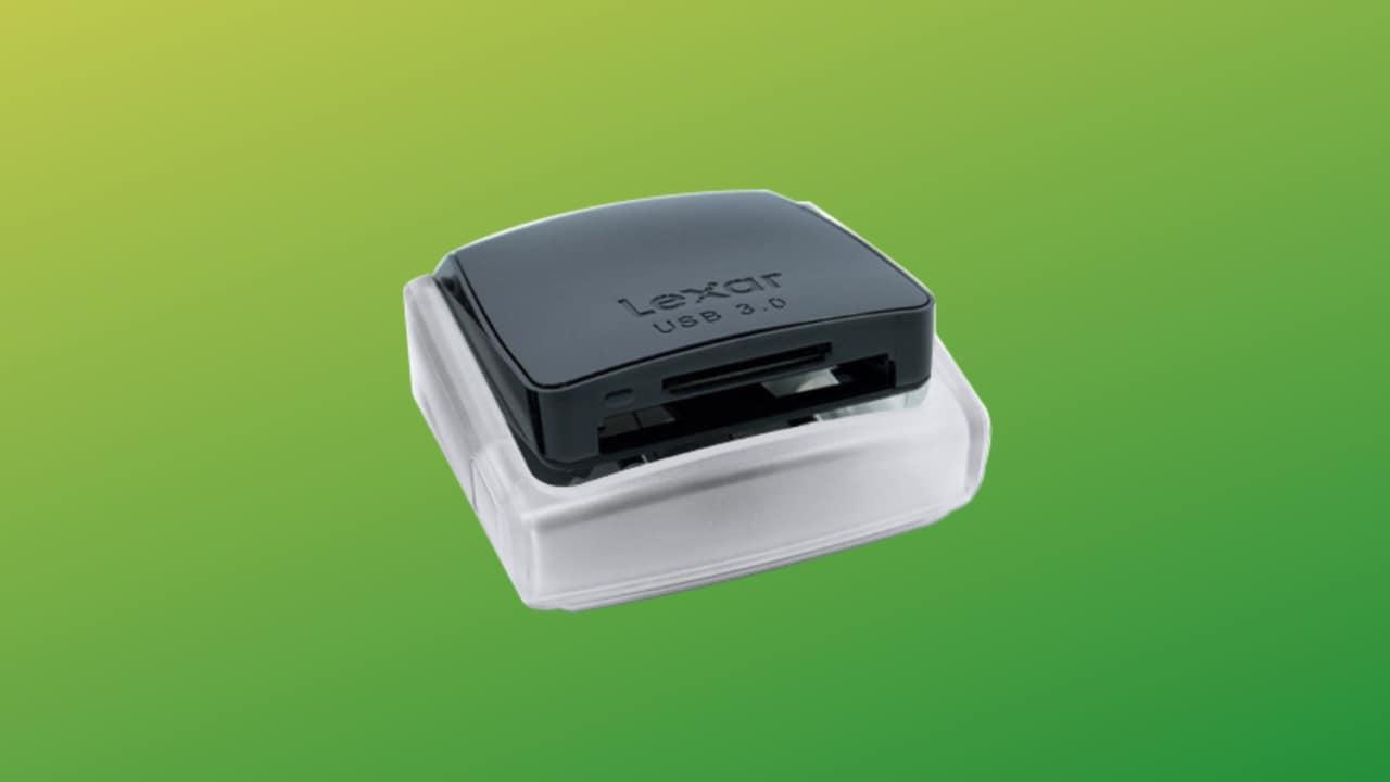 Lettore di schede Lexar: il prezzo più basso per questo comodo dispositivo