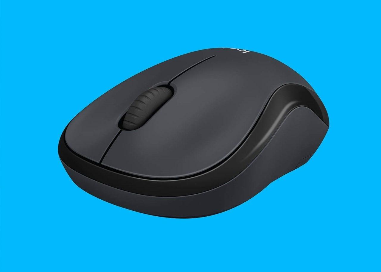 Mouse senza fili a meno di 10€: Logitech M220 al miglior prezzo di sempre
