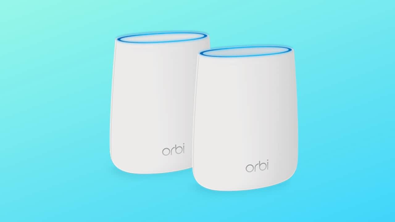 Wi-Fi problematico? Miglioratelo con questo kit Mesh Netgear Orbi al miglior prezzo