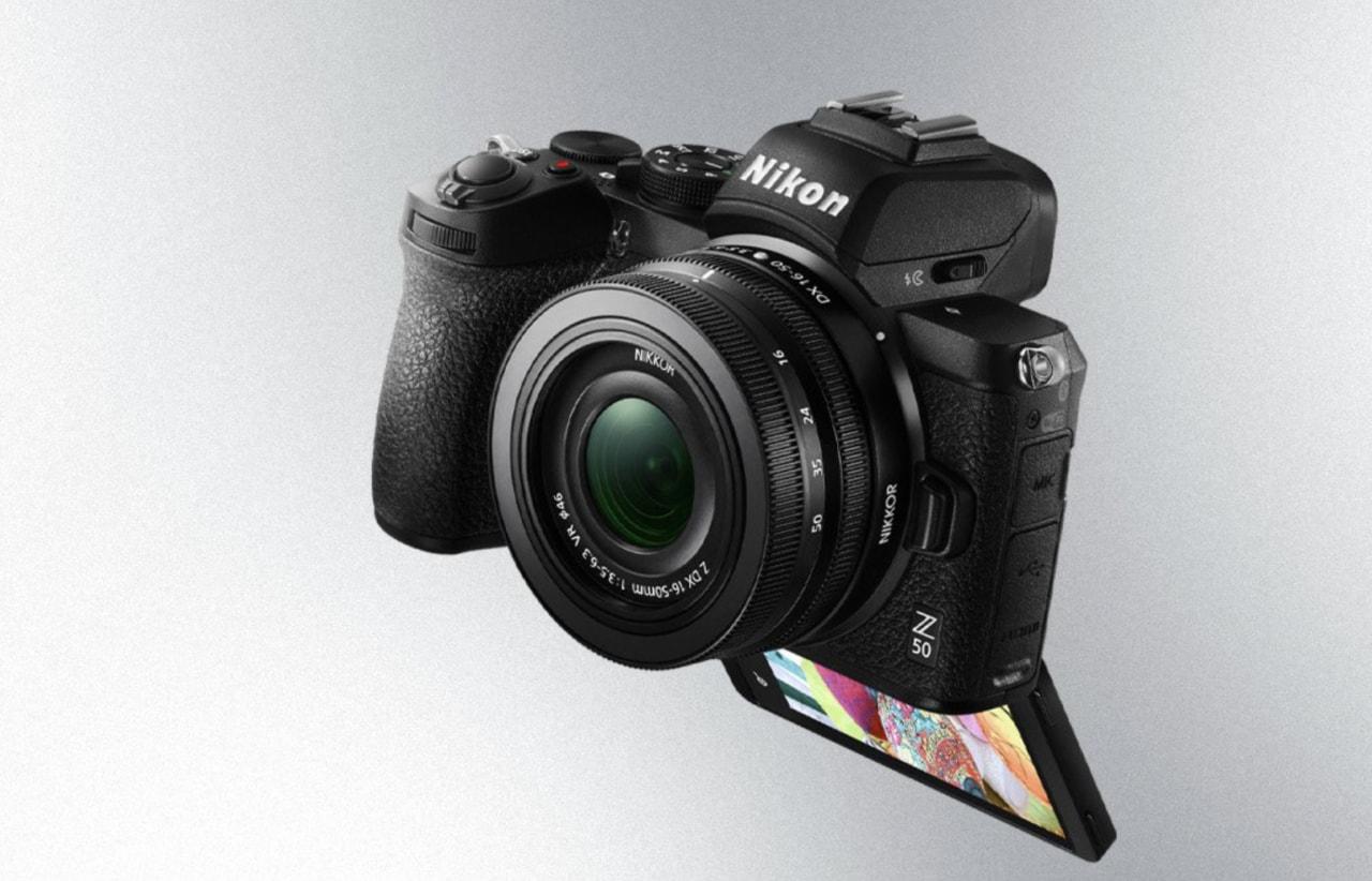 Mirrorless a buon prezzo? Nikon Z50 oggi in SCONTO su Amazon