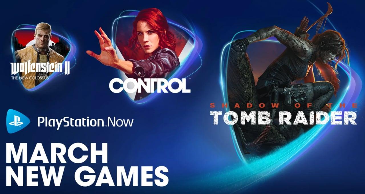 Marzo bello ricco per PlayStation Now, ecco i nuovi giochi aggiunti al catalogo