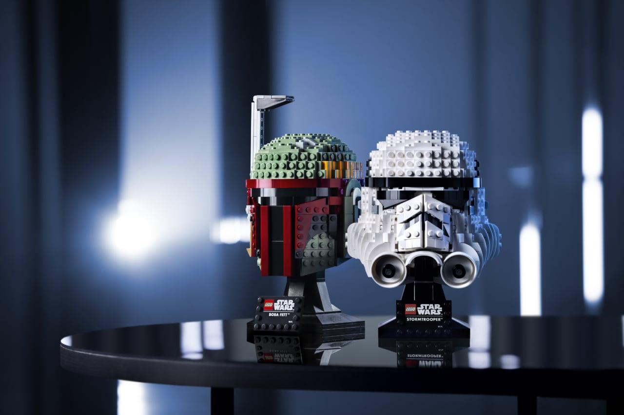 Quale oggetto da esposizione migliore se non l'ennesimo crossover tra Star Wars e LEGO? (aggiornato)