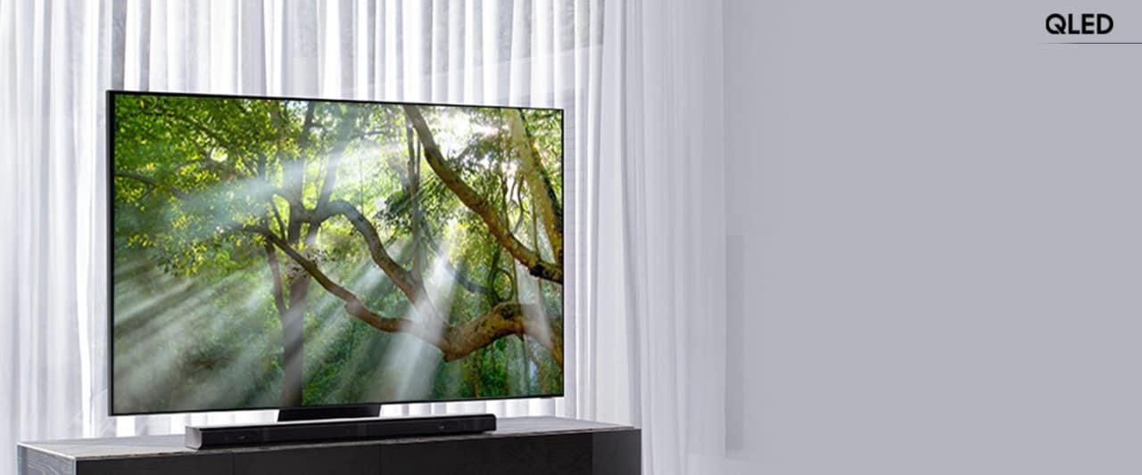 Promozione Samsung: soundbar in regalo per chi acquista un TV QLED 2020