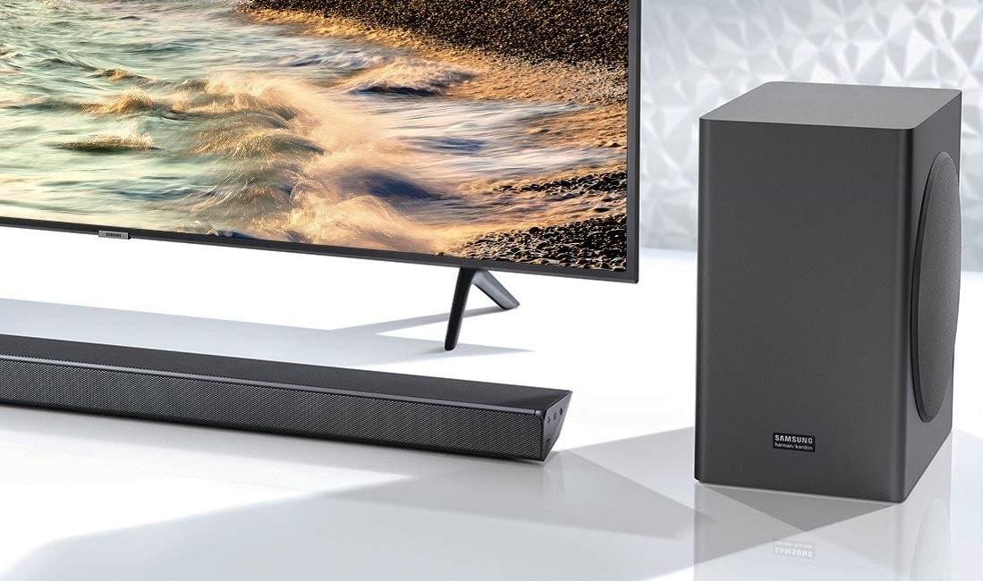 Cercate una soundbar? Quasi 100€ di sconto per Samsung HW-Q60Rs/ZF