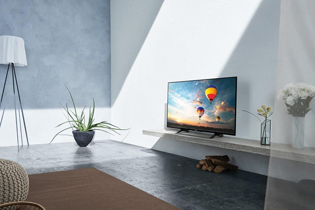 """Smart TV in sconto su Amazon: il miglior prezzo per questo Sony da 49"""""""