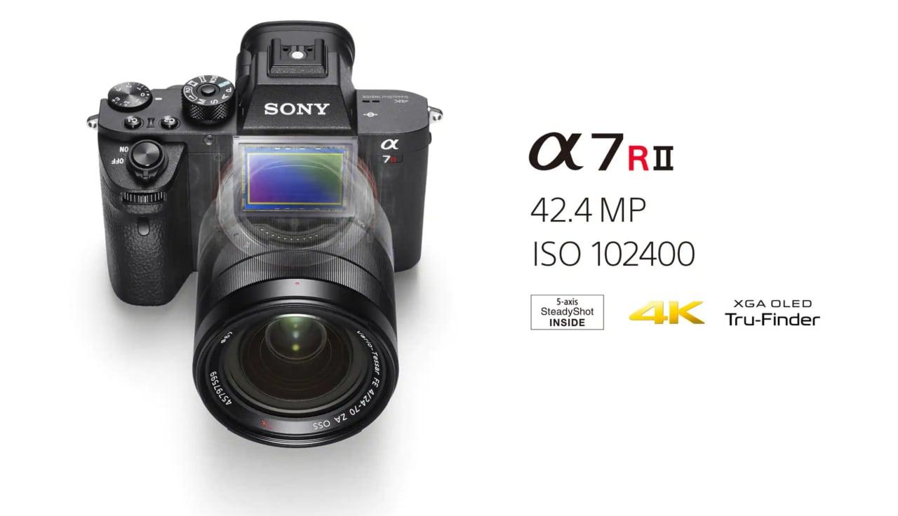Offerta pazzesca per Sony Alpha 7R II: la mirrorless dei sogni costa 600€ in meno su Amazon