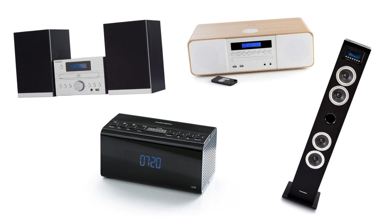Bigben si prepara alla diffusione delle radio digitali: ecco tutti i nuovi dispositivi DAB+ (foto)