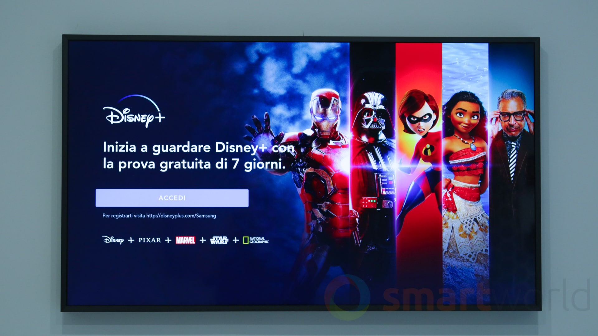 disney plus italia disponibile prova smart tv-2
