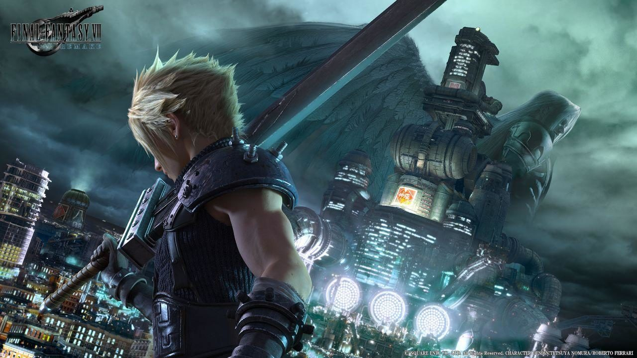 Final Fantasy VII remake in Europa arriverà prima, per ...