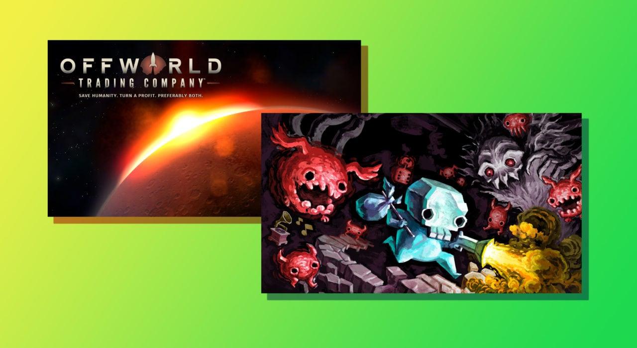 GoNNER e Offworld Trading Company gratis su Epic Games Store fino al 12 marzo (video)