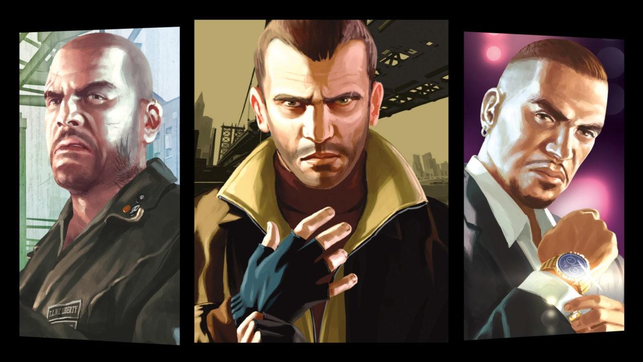 Grand Theft Auto IV: The Complete Edition arriva su Rockstar Games Launcher e Steam