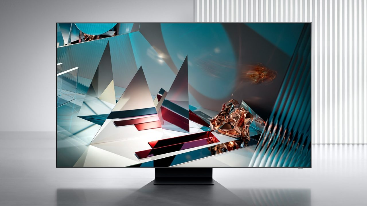 I nuovi TV QLED 8K di Samsung sono costosissimi e bellissimi (video)
