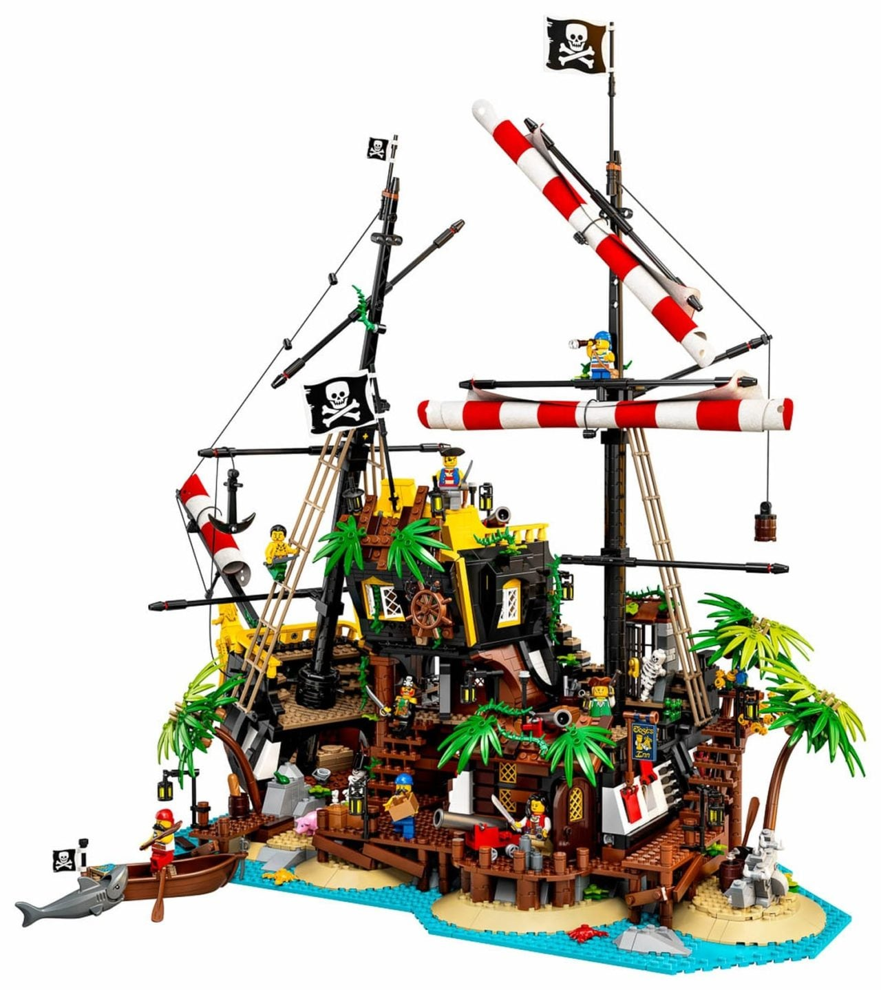 I pirati LEGO sono tornati: dal 1° aprile Pirates of Barracuda Bay