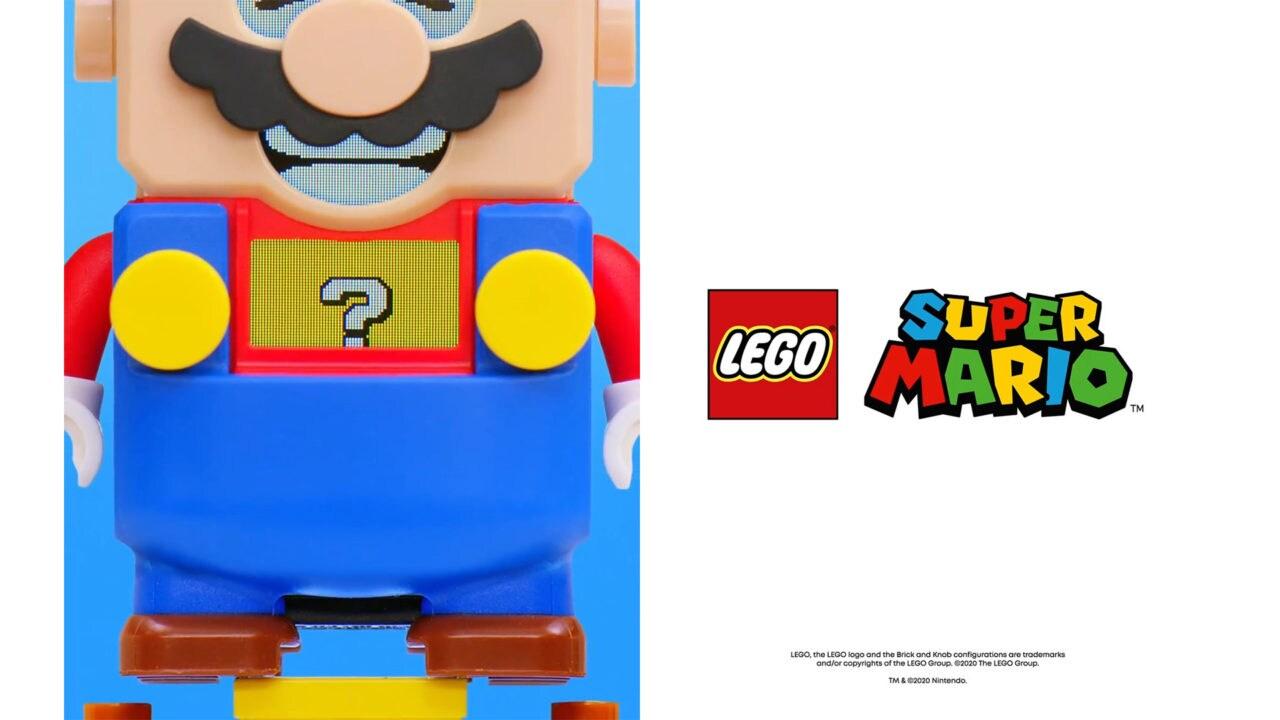 Risultato immagini per LEGO SUPER MARIO