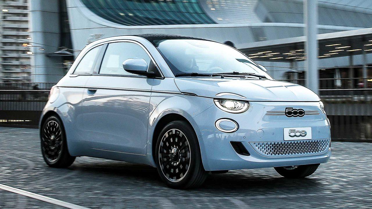 Ecco La Prima Fiat 500 completamente elettrica: quanto costa al netto degli eco-bonus (foto)