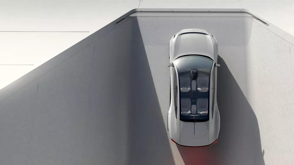 La Polestar Precept entra ufficialmente in produzione: l'auto elettrica con anima Android ed ecosostenibile (foto)
