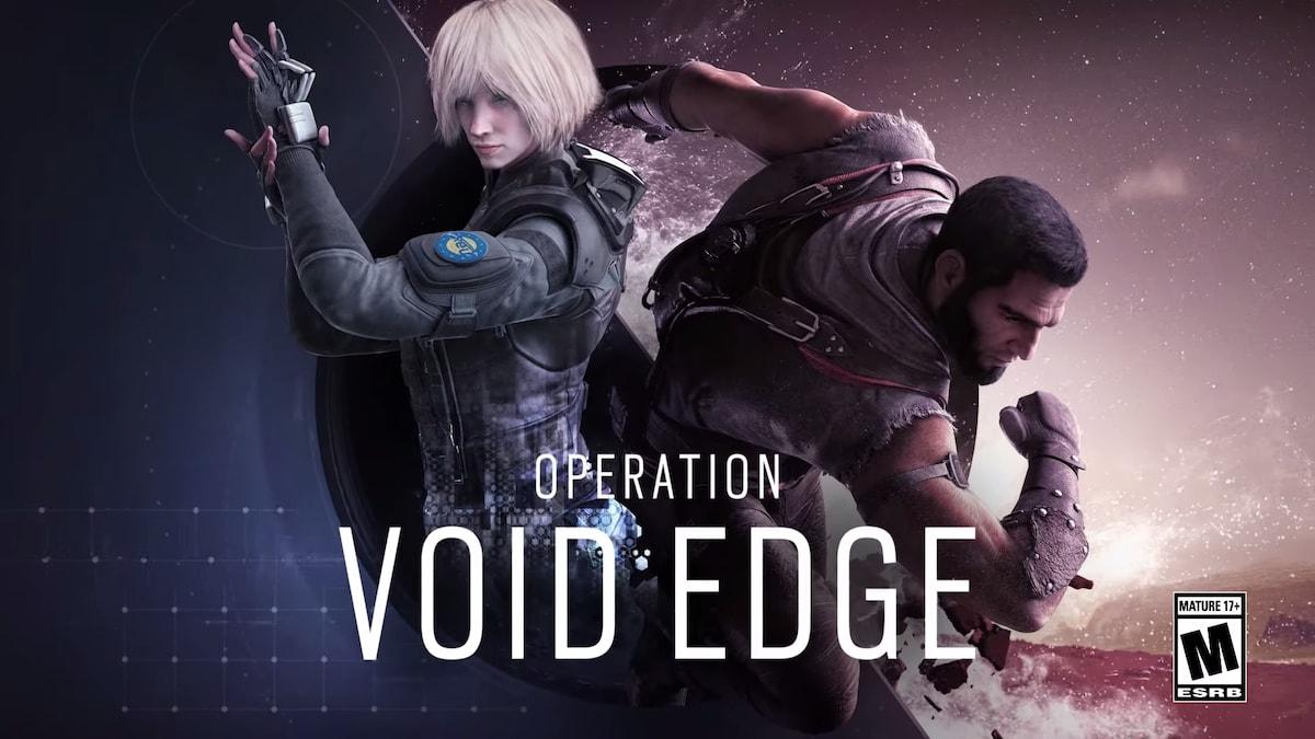 Tom Clancy's Rainbow Six Siege: Operation Void Edge è disponibile per PS4, Xbox e PC (video)