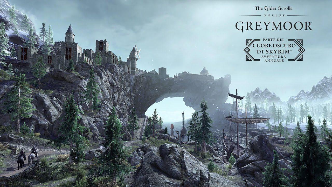 The Elder Scrolls Online: in arrivo il nuovo capitolo Greymoor e molte altre sorprese (video e foto)