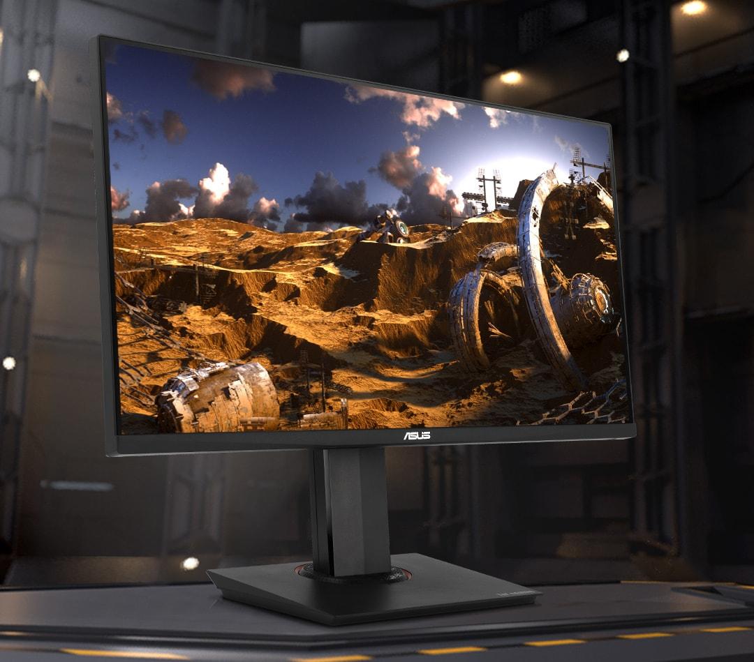 Monitor ASUS 280 Hz in promozione: imperdibile per i gamer competitivi
