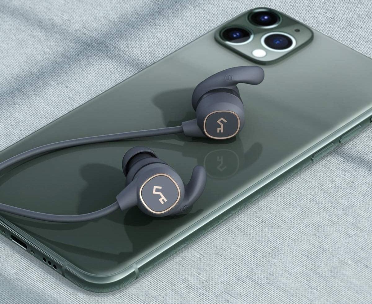 Bastano 22€ per questi auricolari Bluetooth Wireless AUKEY su Amazon