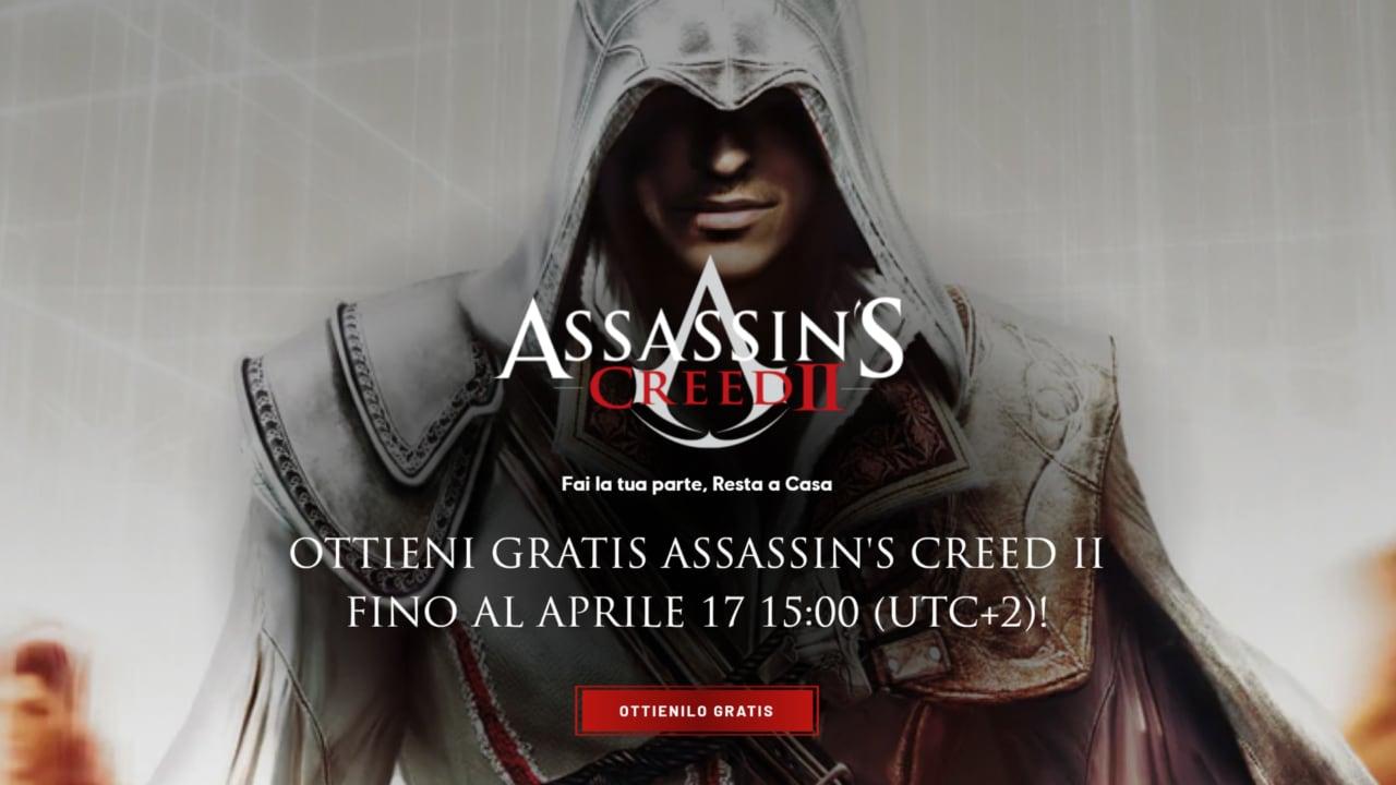 Il miglior Assassin's Creed di sempre è gratis: scaricatelo ora! (aggiornato: c'è ancora tempo!)
