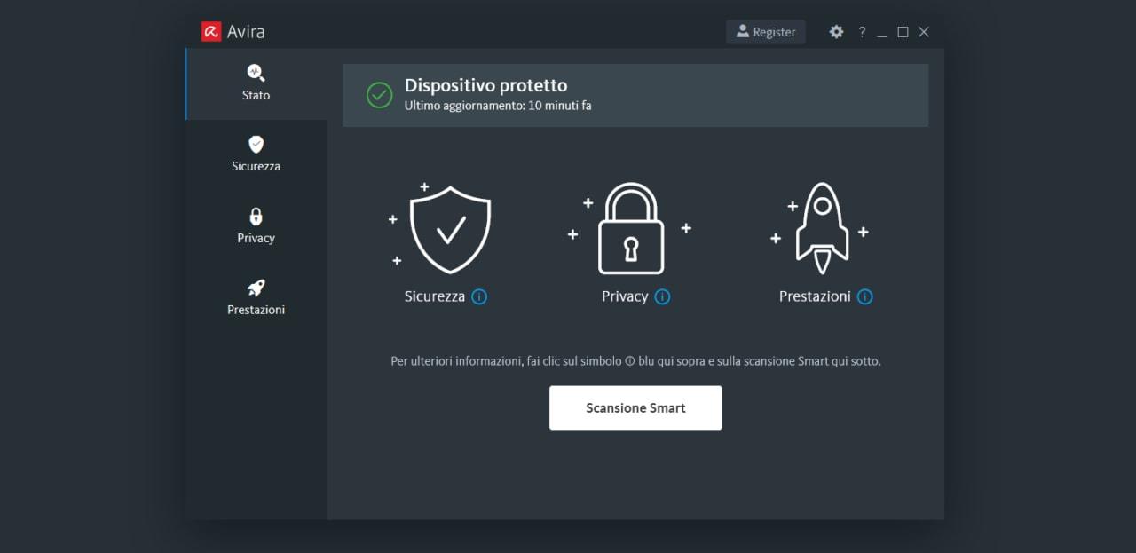 Avira presenta una nuova versione del suo software antivirus gratuito: Avira Free Security