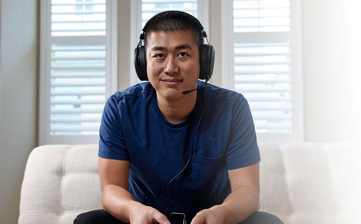 Corsair HS50 in sconto su Amazon: cuffie gaming ottime per giocare in comodità
