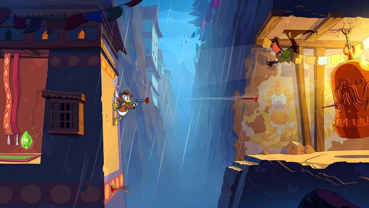 Guardate quanto è bello il nuovo gioco di DuckTales! Ma non è che...