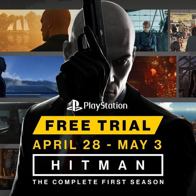 La prima stagione di Hitman è gratis sul Playstation Store, ma potete giocarci solo pochi giorni!