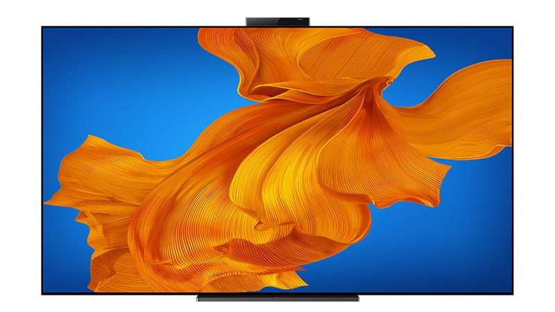"""Huawei Vision TV X65 ufficiale: una bella TV da 65"""" con fotocamera pop-up (foto)"""