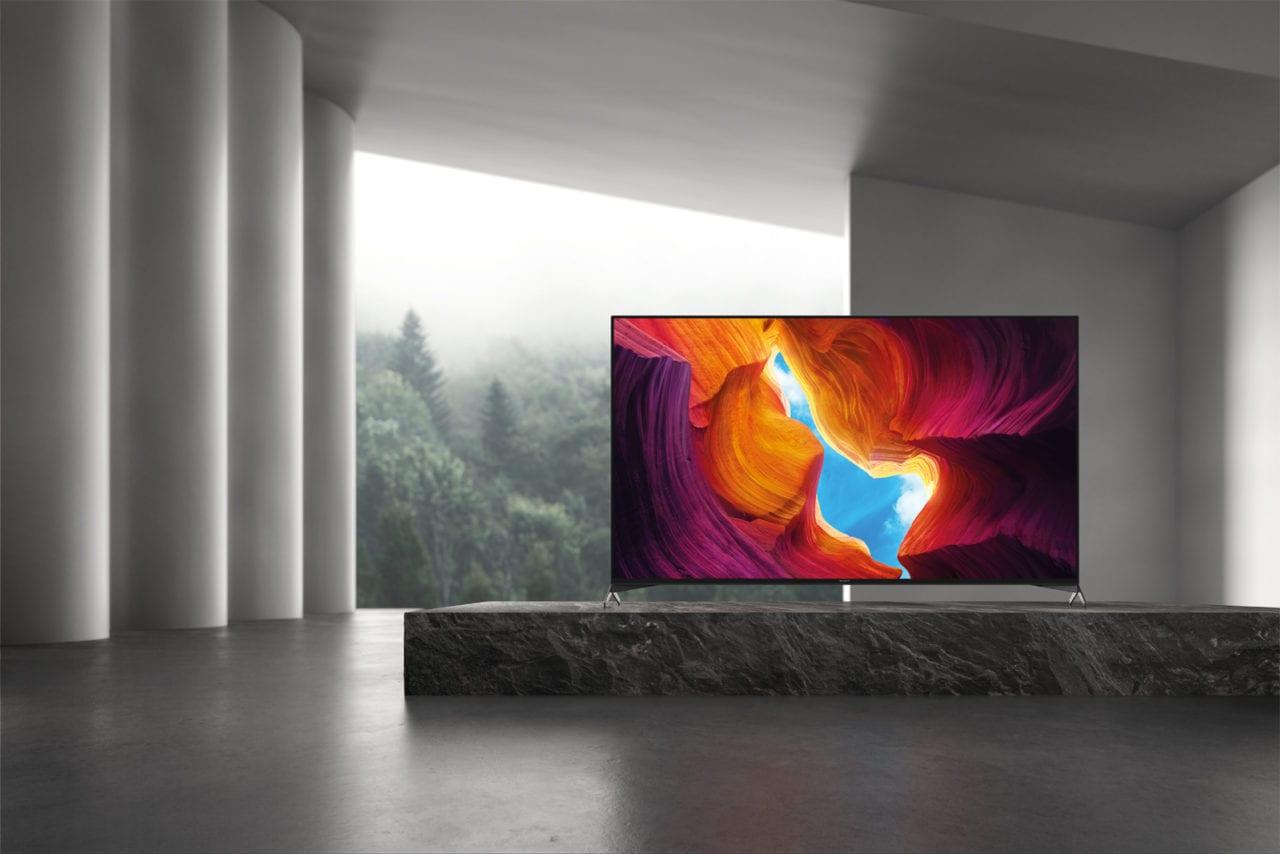 I nuovi Full-Array 4K di Sony sono Android TV e bellissimi: il prezzo vi piacerà meno (foto)