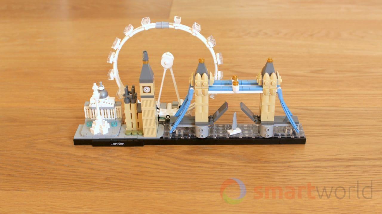 LEGO Architecture Londra 21034: la foto-recensione