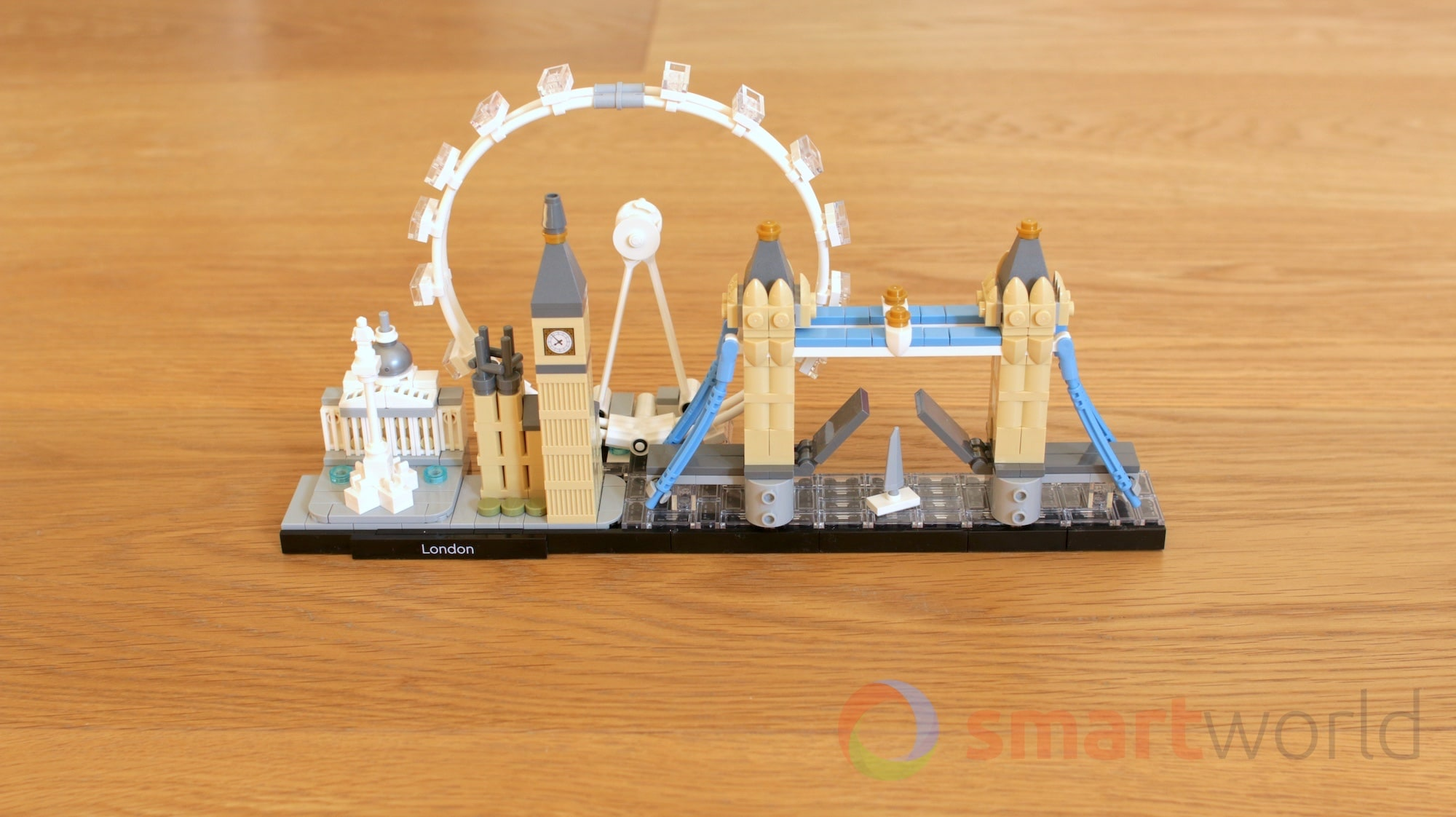 LEGO Architecture Londra 1