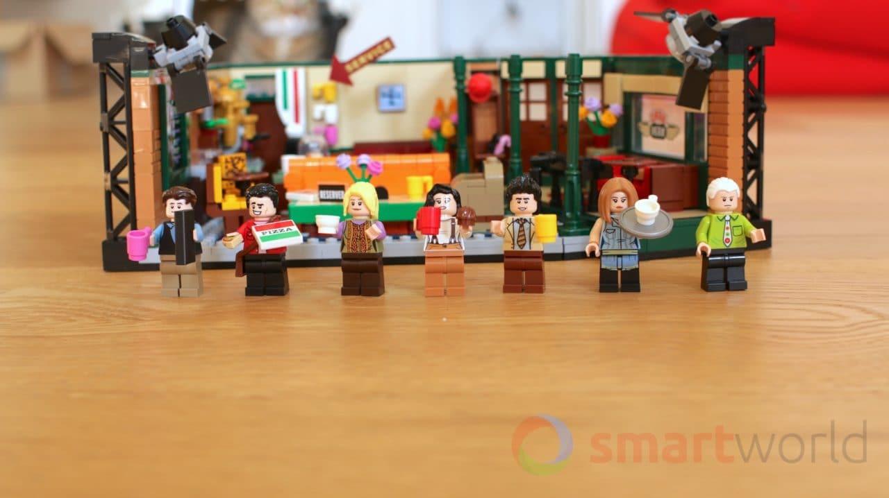 LEGO Central Perk (Friends) 21319: la foto-recensione