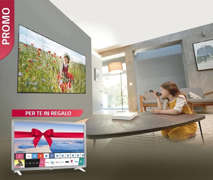 Promozione LG: 2 Smart TV al prezzo di 1, ecco le condizioni da rispettare