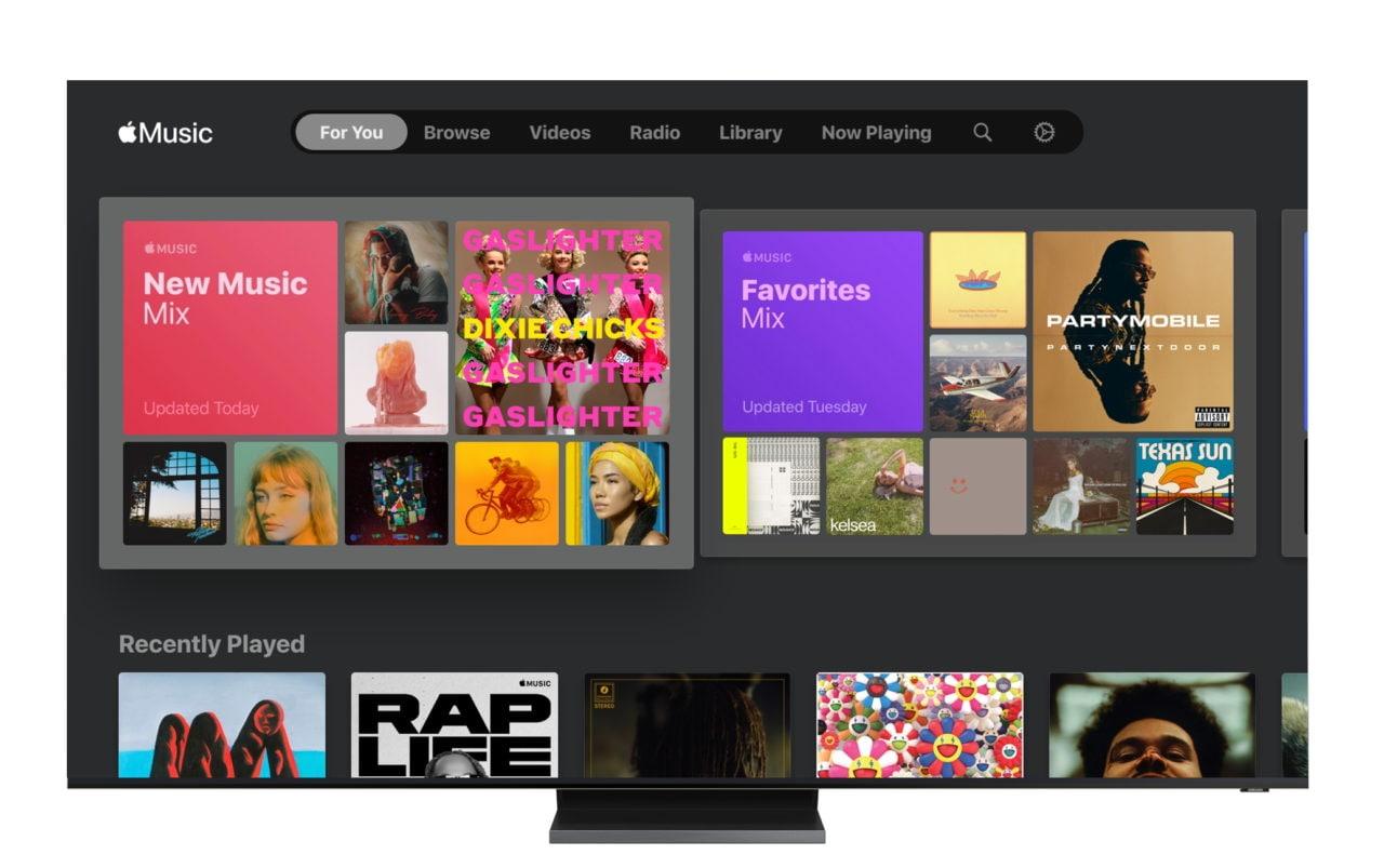 Da oggi potete ascoltare Apple Music sulle vostre smart TV Samsung (e i primi 3 mesi sono gratis)