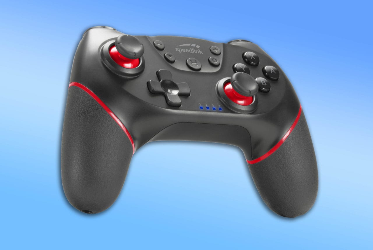 Un buon controller per Nintendo Switch? Questo costa solo 39€ in offerta su Amazon