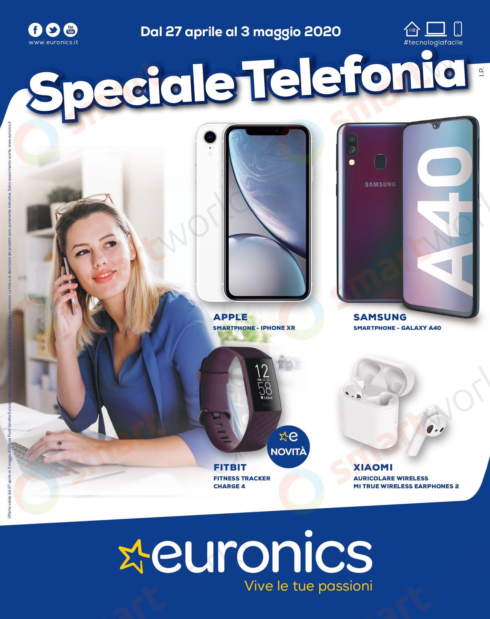 "Volantino Euronics ""Speciale Telefonia"" 27 apr – 3 mag (1)"