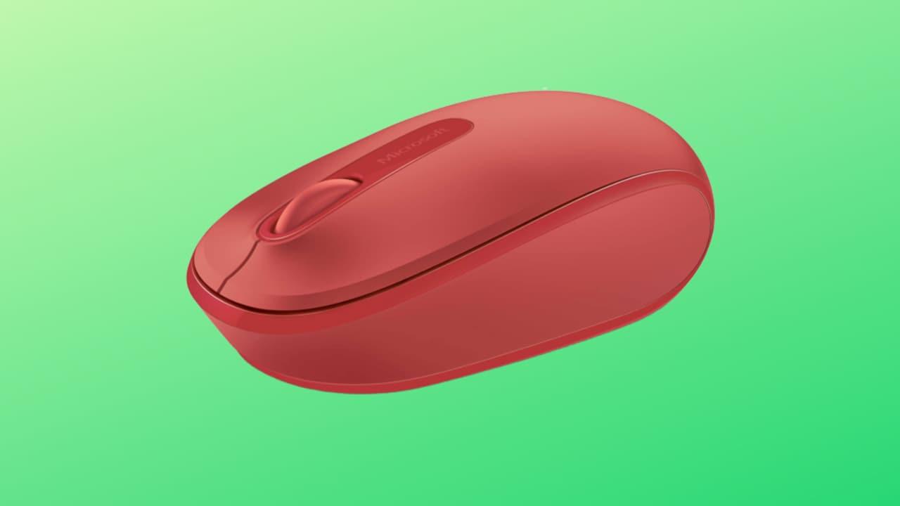 Mouse Wireless di Microsoft in super sconto: 10€ per portarselo a casa