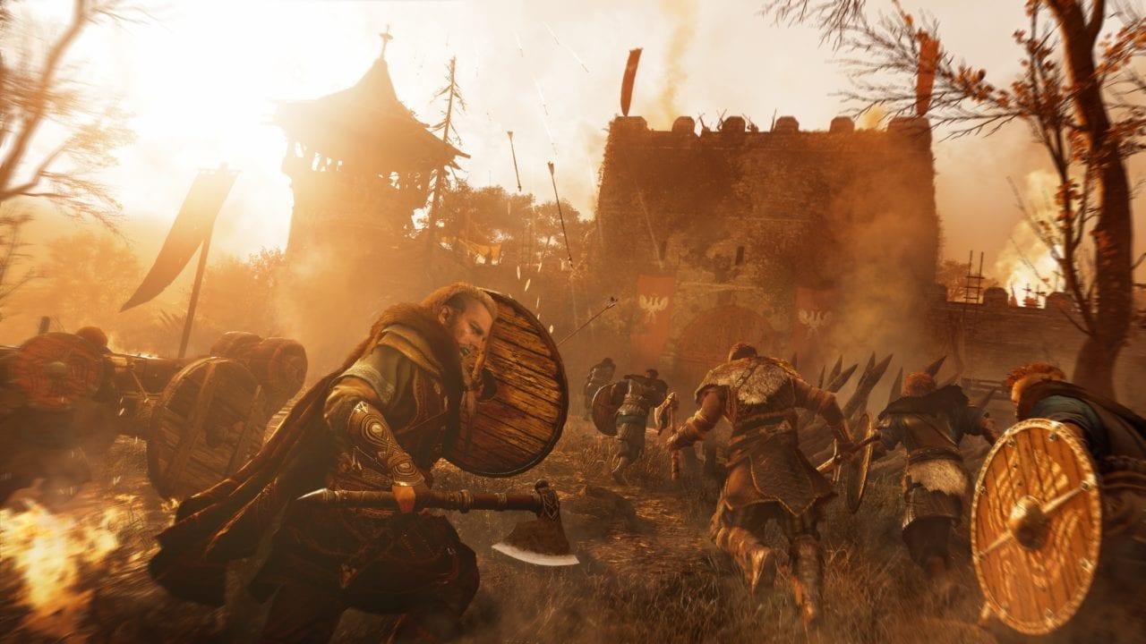 Assassin's Creed Valhalla per PC con il nuovo aggiornamento ottiene il supporto al DualSense di PS5
