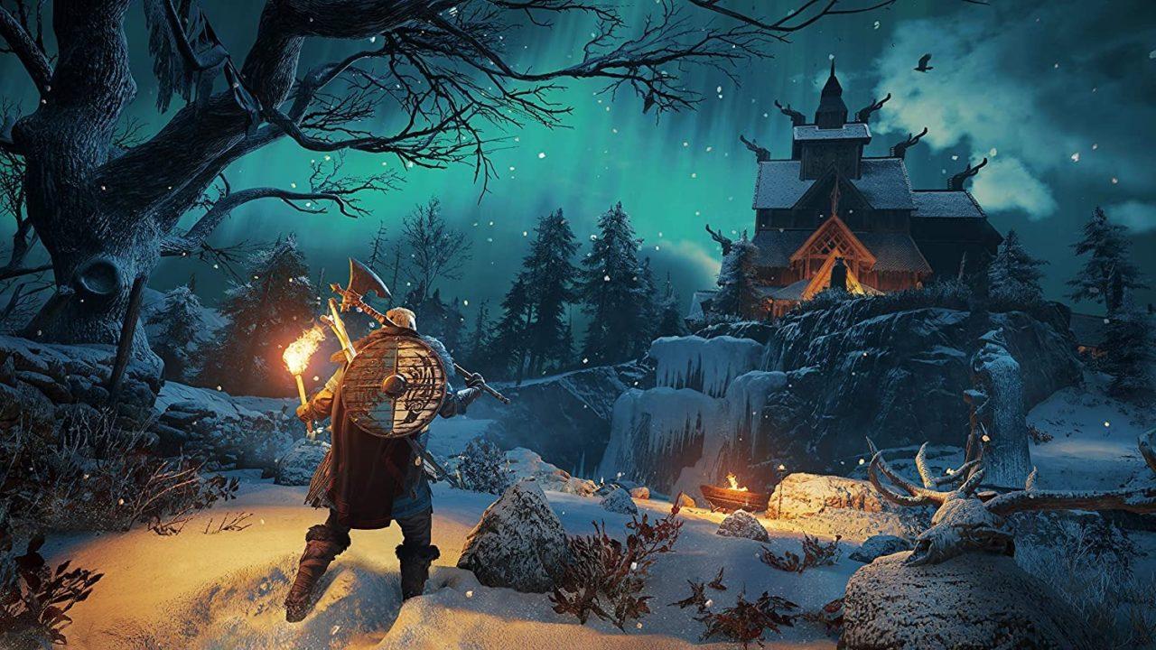 Assassin's Creed Valhalla in un video gameplay trapelato di ben 30 minuti: troppo simile a Odyssey?