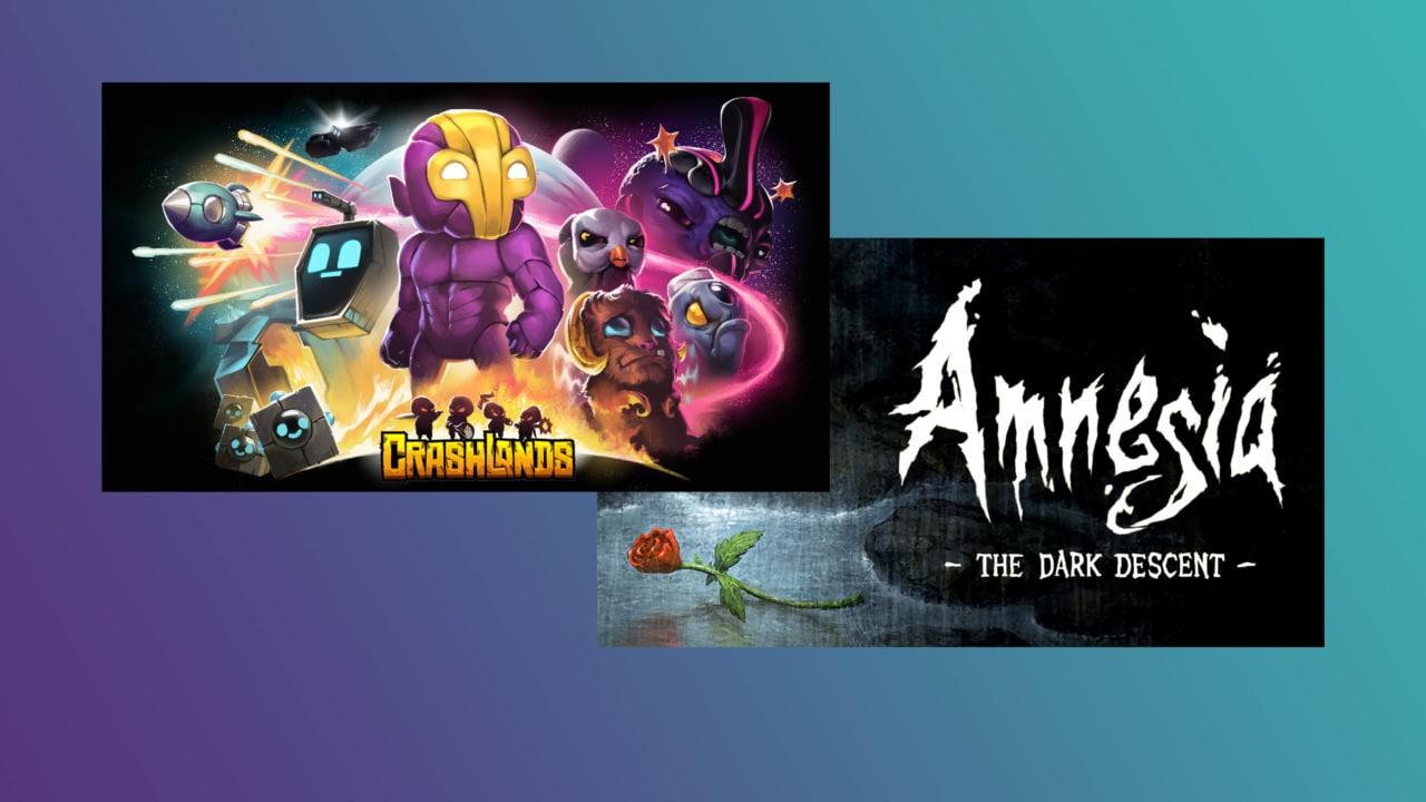 Crashlands e Amnesia: The Dark Descent gratis su Epic Games Store fino al 7 maggio (video)